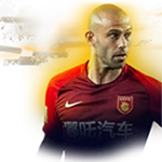 Mascherano - Hebei China Fortune FC